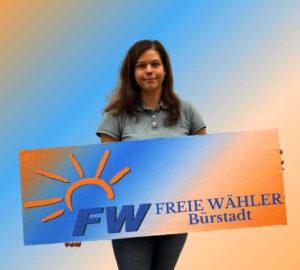 Svenja_Halkenhaeuser Freie Wähler Bürstadt