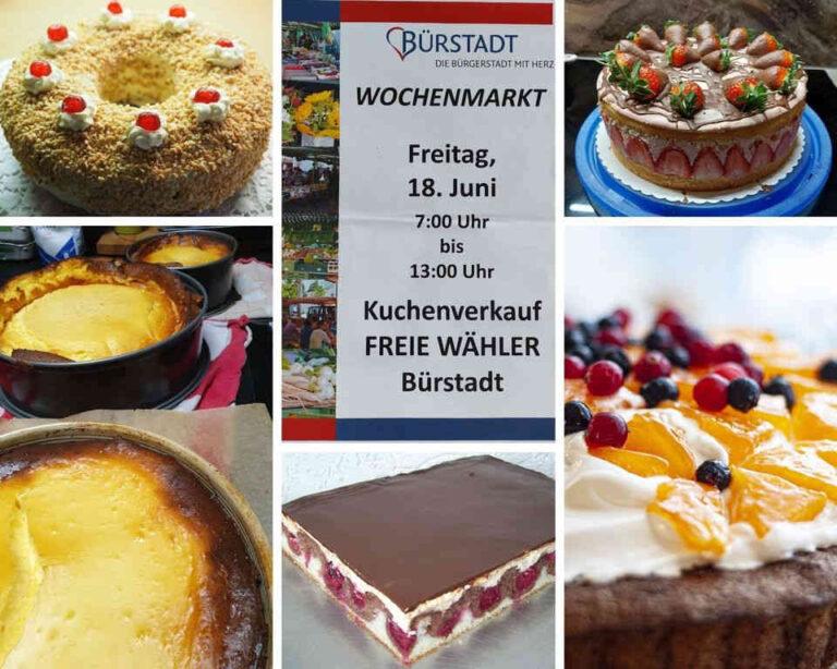 kuchenverkauf freie_waehler_buerstadt